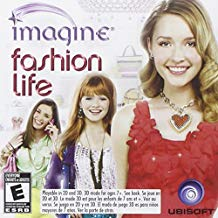 3DS: IMAGINE FASHION LIFE (COMPLETE)